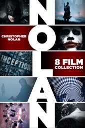 Christopher Nolan – Collection de 8 films