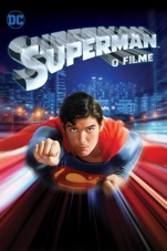 Capa do filme Superman: O Filme