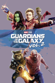 Guardians of the Galaxy Vol. 2 - James Gunn Cover Art