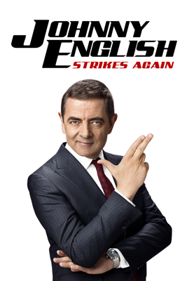 David Kerr - Johnny English Strikes Again  artwork