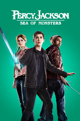 Thor Freudenthal - Percy Jackson: Sea of Monsters  artwork