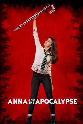 John McPhail - Anna and the Apocalypse  artwork