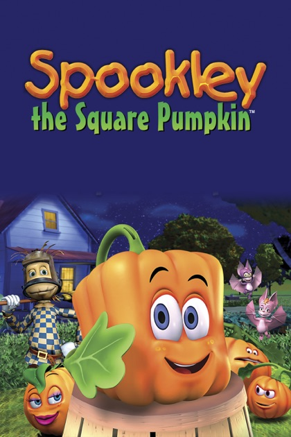 Spookley The Square Pumpkin On Itunes