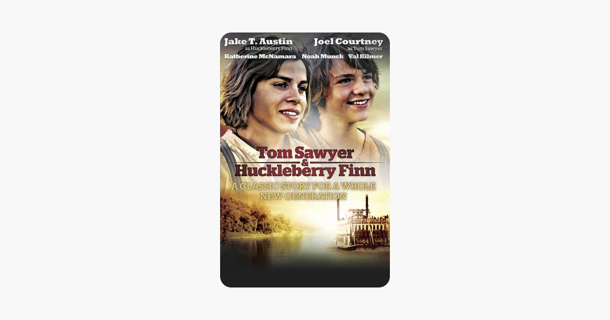 Tom Sawyer & Huckleberry Finn on iTunes