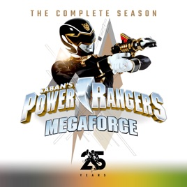 ‎Power Rangers: Megaforce, The Complete Season