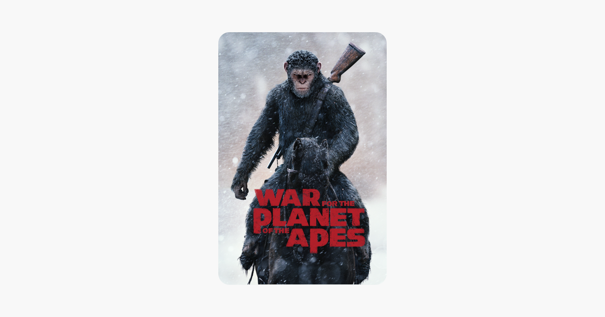 War for the Planet of the Apes on iTunes