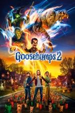 Capa do filme Goosebumps 2