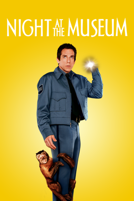 Shawn Levy - Night At the Museum  artwork