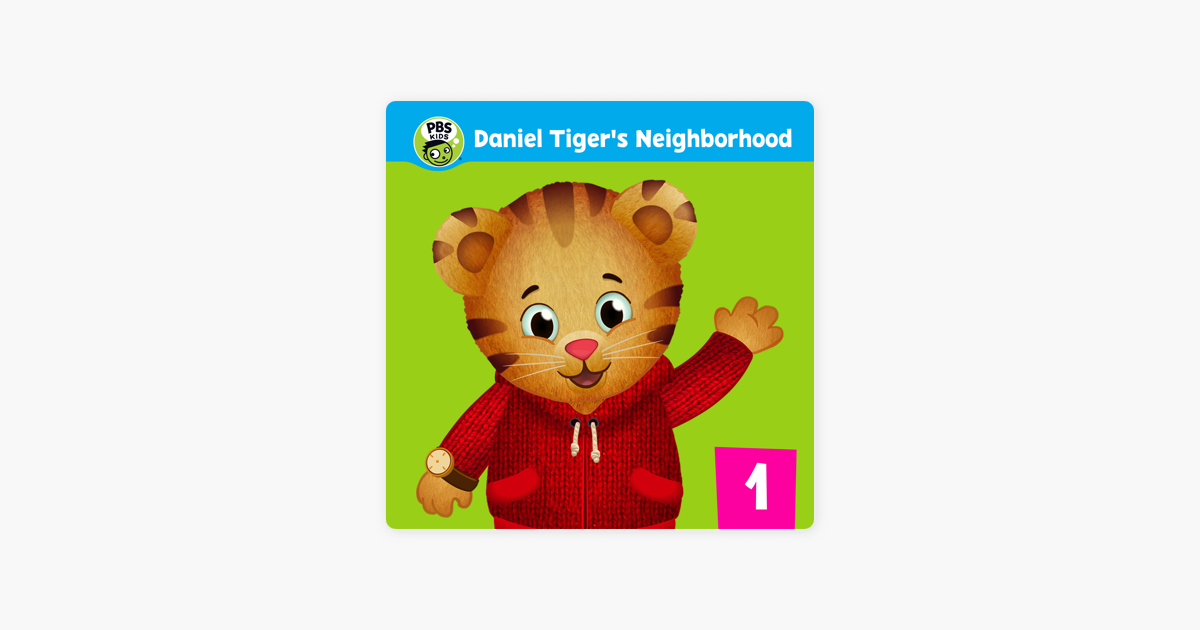 daniel tigers neighborhood the tiger family grows