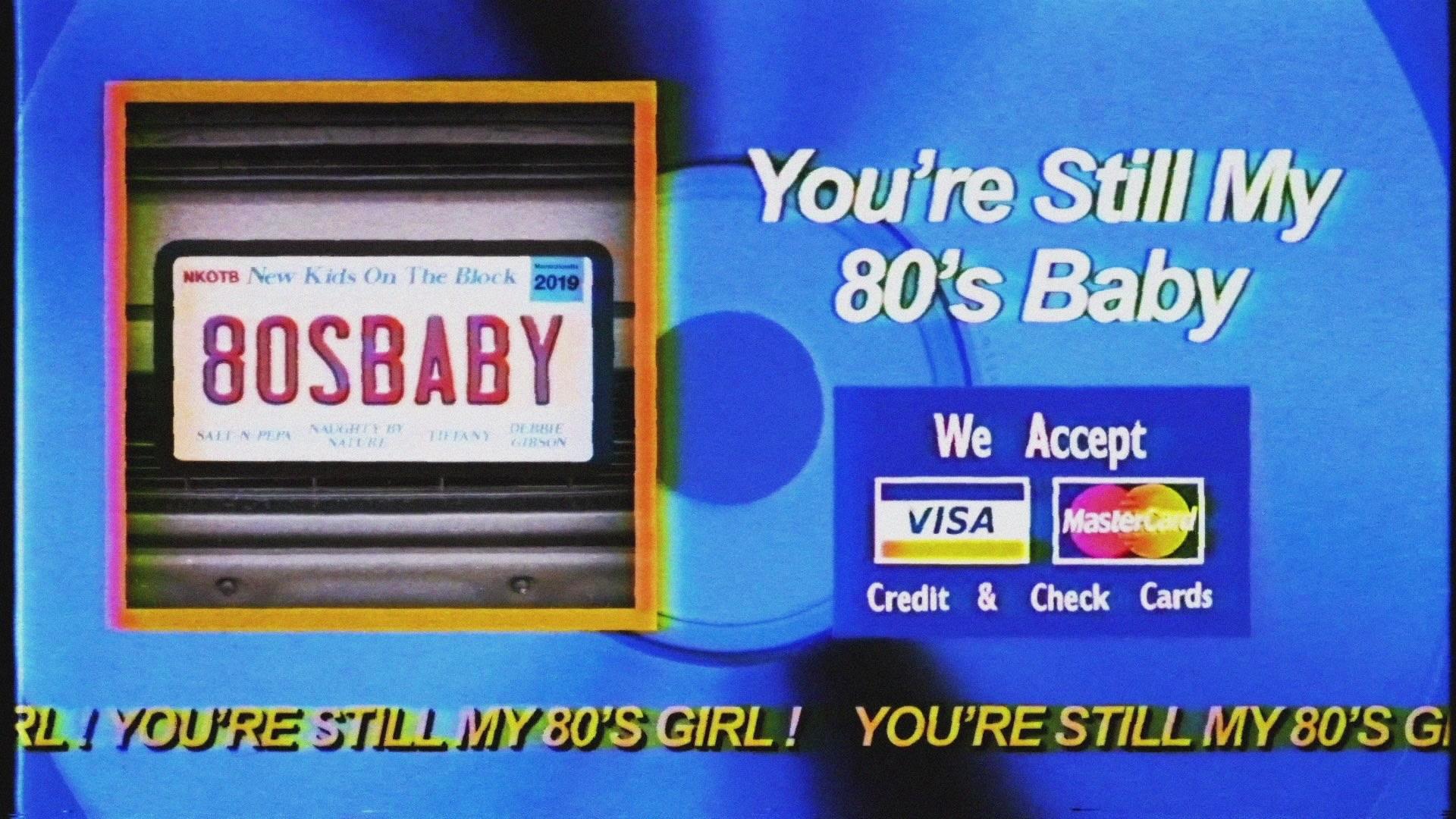 80s Baby (Lyric Video) by New Kids On the Block, Salt-N-Pepa ...