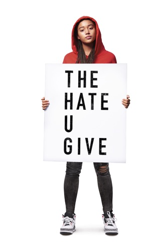 The Hate U Give movie poster
