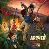 Archer - Archer: Danger Island, Season 9  artwork