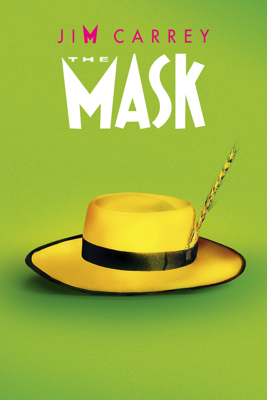 Chuck Russell - The Mask  artwork