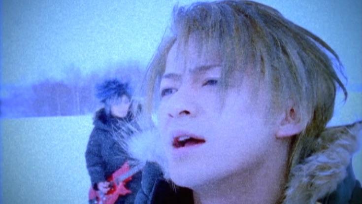 "GLAY ""Winter,again"" をApple Mu..."