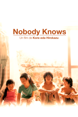 Hirokazu Kore-Eda - Nobody Knows (2004) illustration