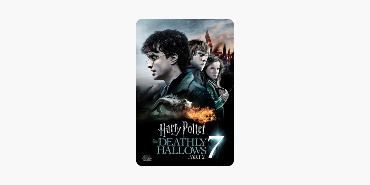 Harry Potter Dan Relikui Kematian Bagian Ke 2 Di Itunes Soft Cover And The Deathly Hallows Jk Rowling