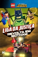 Poster LEGO DC Super Heroes: Justice League - Gotham Rebellion