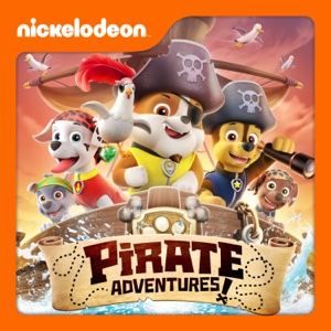 PAW Patrol, Pirate Adventures!