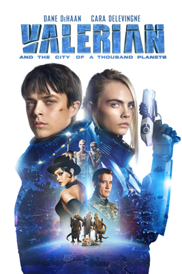 Valerian and the City of a Thousand Planets Watch, Download