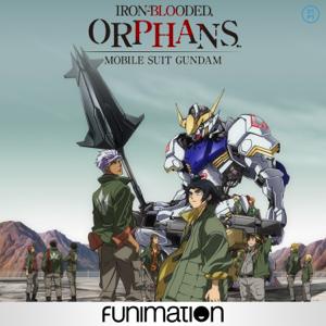 Mobile Suit Gundam: Iron-Blooded Orphans, Season 1, Pt. 1 (Original Japanese Version)