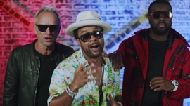 Gotta Get Back My Baby (feat. Maître Gims) Sting & Shaggy Reggae Music Video 2018 New Songs Albums Artists Singles Videos Musicians Remixes Image