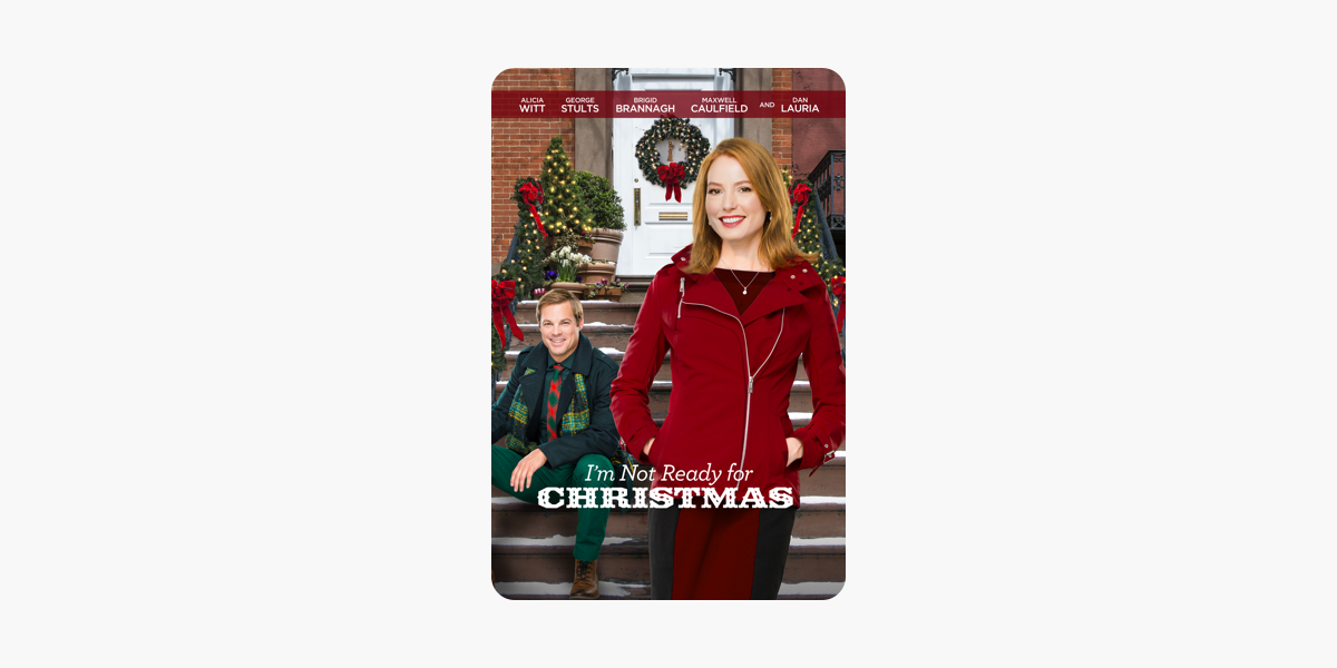 I\'m Not Ready For Christmas on iTunes