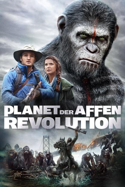 Planet Der Affen Revolution Kinox