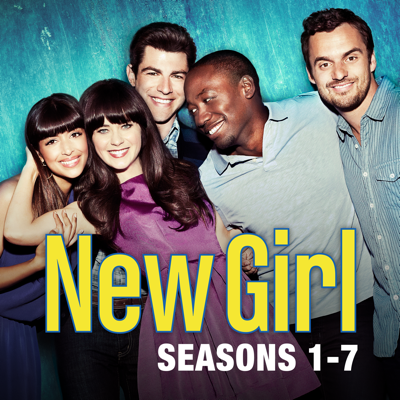 New Girl, The Complete Series HD Download
