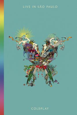 Coldplay - Coldplay: Live In São Paulo  artwork