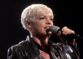 Leave Me Alone (I'm Lonely) P!nk Pop Music Video 2009 New Songs Albums Artists Singles Videos Musicians Remixes Image