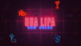 New Rules (Lyric Video) Dua Lipa Pop Music Video 2017 New Songs Albums Artists Singles Videos Musicians Remixes Image