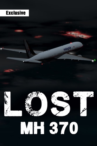 Lost: MH370 movie poster