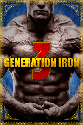Vlad Yudin - Generation Iron 3  artwork