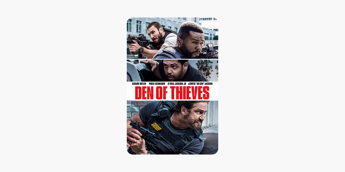 Den Of Thieves On Itunes