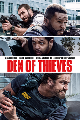 Den of Thieves Movie Synopsis, Reviews