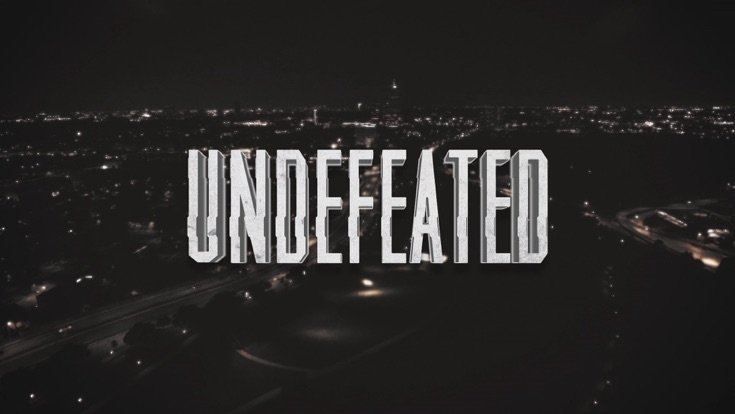 Undefeated (feat  KB) [Official Lyric Video]