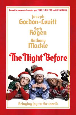 Jonathan Levine - The Night Before  artwork