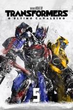 Capa do filme Transformers: O Último Cavaleiro