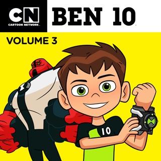 Ben 10, Vol  1 on iTunes