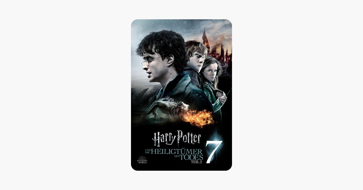 Harry Potter Und Die Heiligtümer Des Todes Teil 2 In Itunes