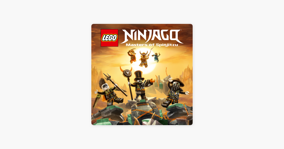 ‎LEGO Ninjago: Masters of Spinjitzu, Season 9