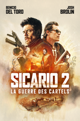 Stefano Sollima - Sicario 2 - la guerre des cartels illustration
