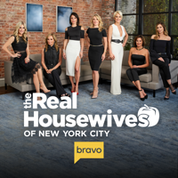 The Real Housewives of New York City - There's No Place Like Home artwork