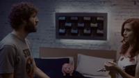 Lil Dicky - Pillow Talking (feat. Brain) artwork