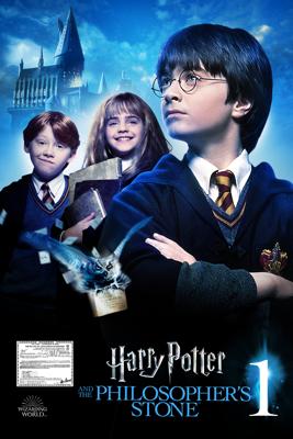 Chris Columbus - Harry Potter and the Philosopher's Stone artwork
