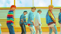 BTS - DNA artwork