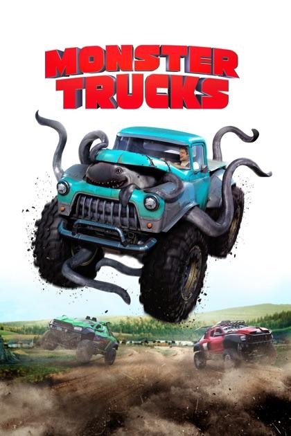 Monster Trucks on iTunes