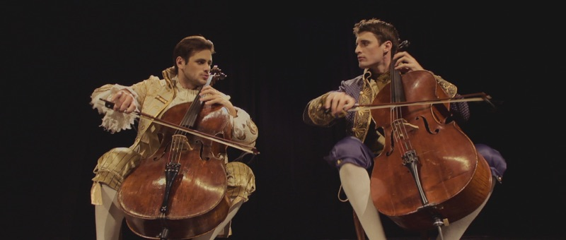 Thunderstruck - 2CELLOS, Stjepan Hauser & Luka Sulic - Video