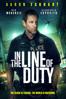 Steven C. Miller - In the Line of Duty  artwork