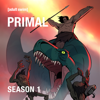 Genndy Tartakovsky's Primal, Season 1 HD Download